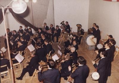 Concierto concurso Zarautz 1978